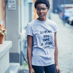 Leaving you for a girl T-shirt