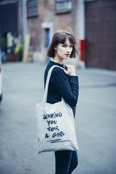 Leaving You For A Tote Bag